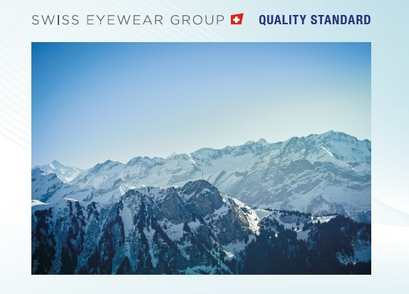 SWISS EYEWEAR GROUP Quality Standard